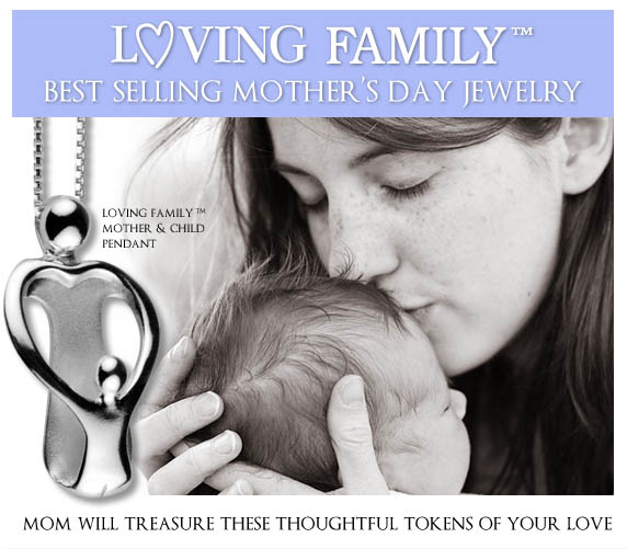 Loving Family Jewellery; perfect gifts for Mom, gifts for ...